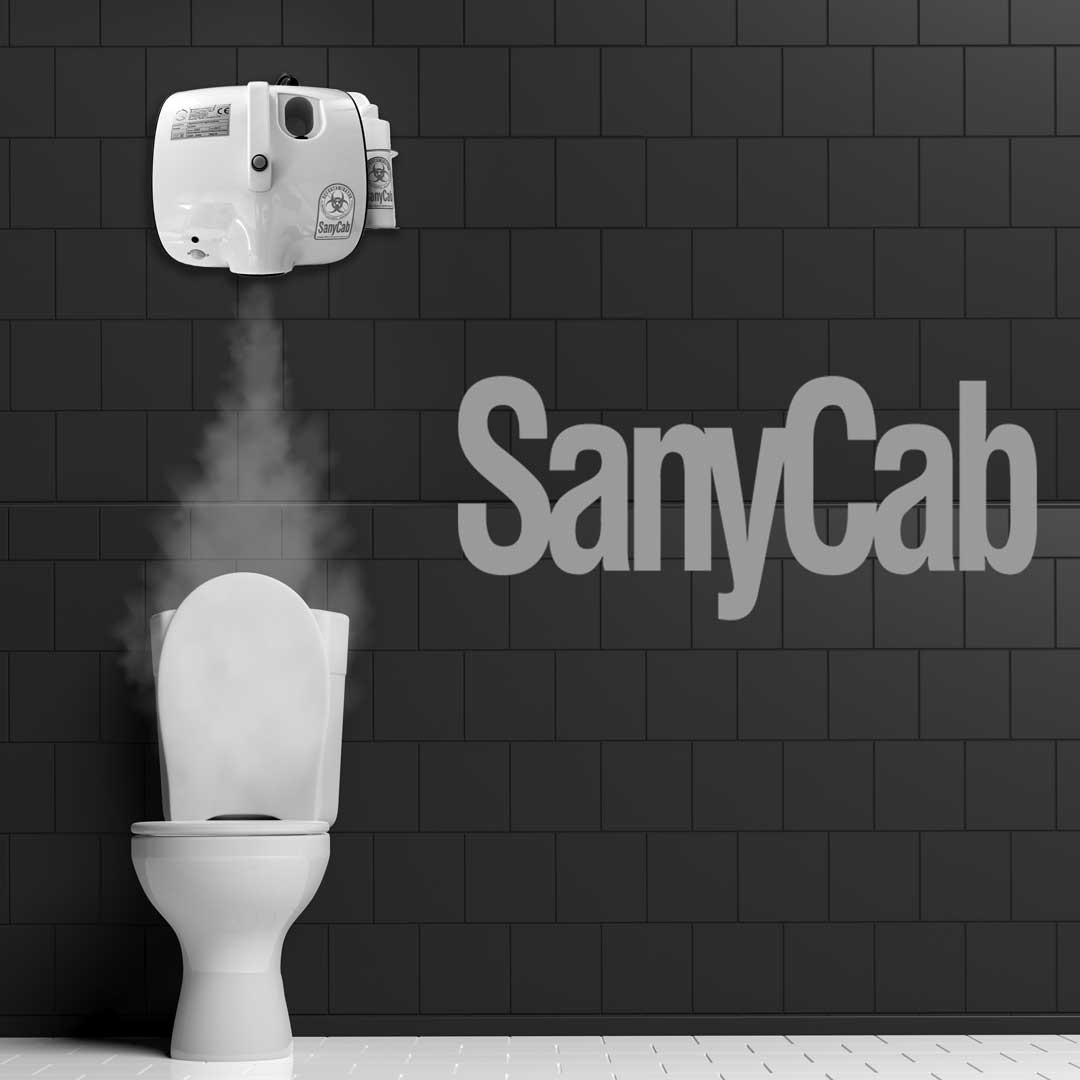 sanycab, sanitizing spray for small environments